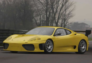 Ferrari 360 GTC - Modelfoxbrianza.it