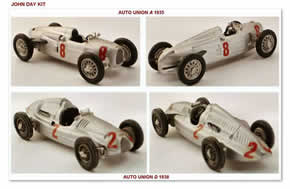 Kit Auto Union di John Day